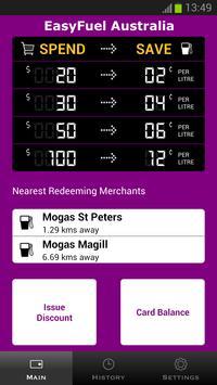 EasyFuel Merchant poster