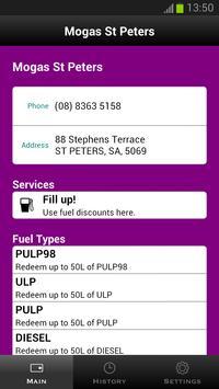EasyFuel Merchant apk screenshot