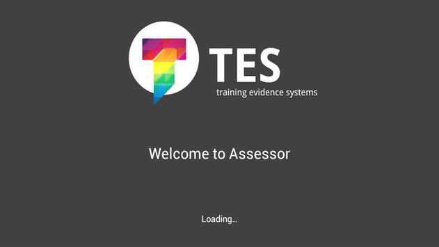 TES Observation Checklist poster