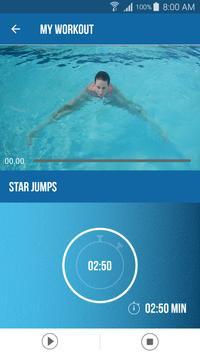 AquaFit Trainer apk screenshot