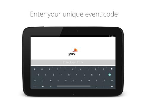 PwC China and Hong Kong Events apk screenshot