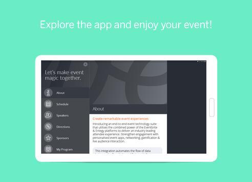 Event Portal for Eventbrite screenshot 5