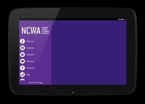 NCW2017 screenshot 3