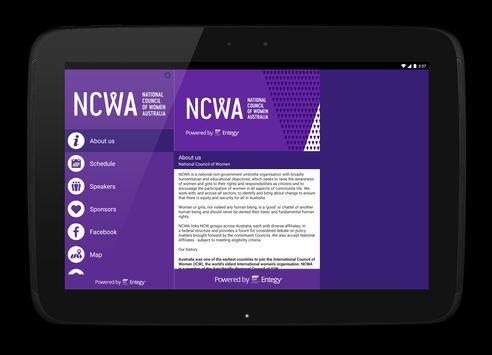 NCW2017 screenshot 4