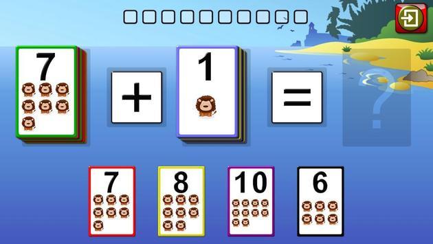 孩子們 ABC 和計數 截圖 8