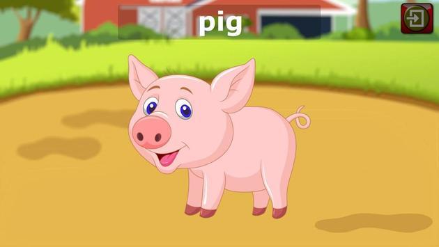 ABC Farm Animal Join the Dots apk screenshot