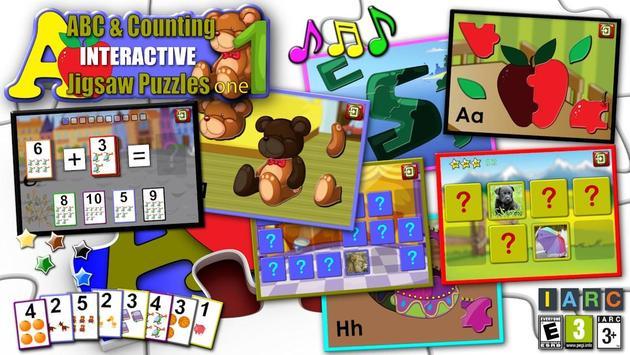 孩子們 ABC 和計數的困惑 海報
