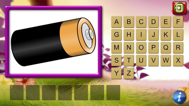 Enfants d'orthographe 500 mots capture d'écran 3