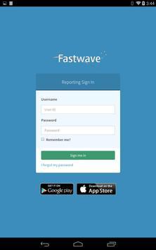 Fastwave poster