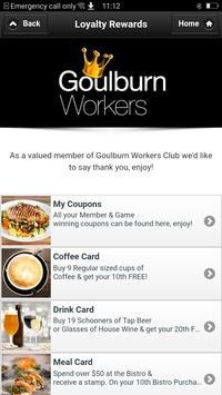Goulburn Workers Club screenshot 4