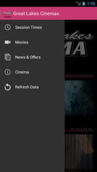 Great Lakes Cinemas apk screenshot