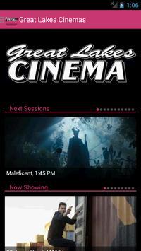 Great Lakes Cinemas poster