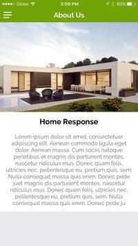 HomeResponse screenshot 3