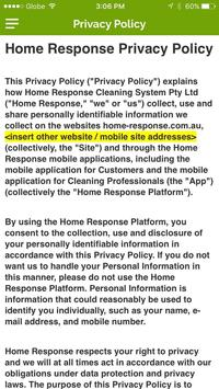 HomeResponse screenshot 5