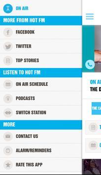 HOT FM screenshot 1