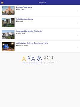 APAM 2016 apk screenshot