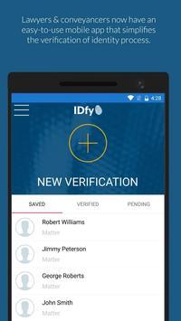 IDfy apk screenshot