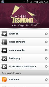 Hotel Jesmond apk screenshot