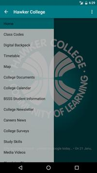 Hawker College poster