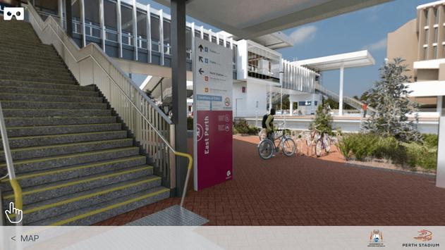 East Perth Station Upgrade screenshot 5