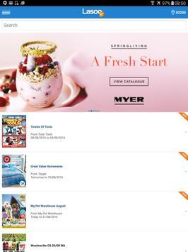 Lasoo - Shopping Catalogues apk screenshot