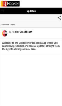 LJ Hooker Gold Coast poster