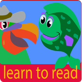 Phonics - Sounds to Words, beginning readers - EDU icône