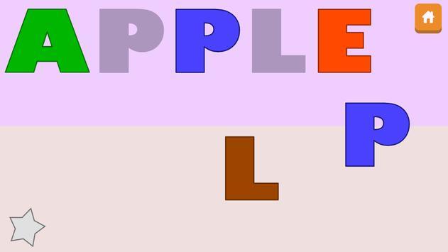Kids Spelling Games poster