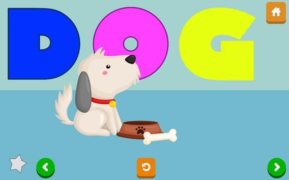 Kids Spelling Games apk screenshot