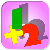 Maths and Numbers - Maths games for Kids & Parents icon