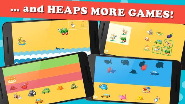 Puzzle Games for Kids capture d'écran 13