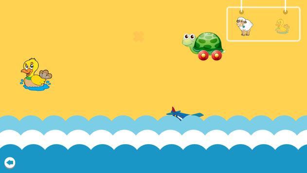 Puzzle Games for Kids capture d'écran 1