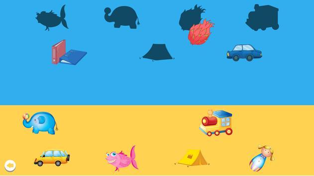 Puzzle Games for Kids capture d'écran 7