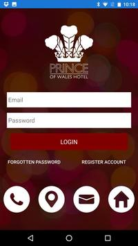 The Prince of Wales Hotel apk screenshot