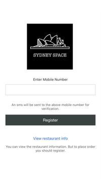 Sydney Space apk screenshot