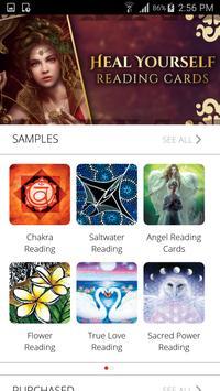 Rockpool Oracle Reading Cards screenshot 1