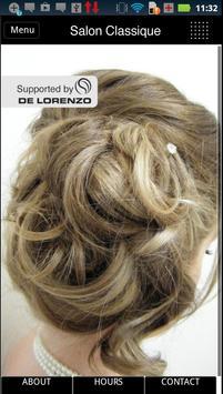 Salon classique poster