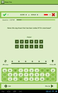 Simply Trivia apk screenshot