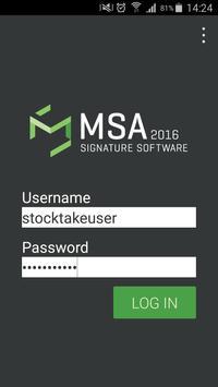 MSA apk screenshot