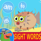 ParrotFish - Sight Words Reading Games