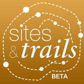 Sites and Trails icon
