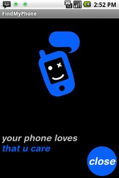 FindMyPhone apk screenshot