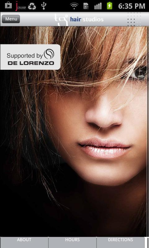 TG's Hair Studios poster