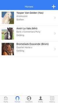 Horse Tracks Lite apk screenshot