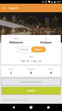 Tigerair Australia screenshot 4