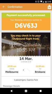 Tigerair Australia apk screenshot