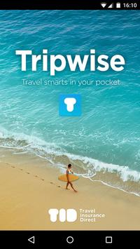 Tripwise by TID (AU) poster