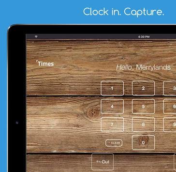 ClocksApp Kiosk apk screenshot