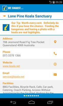 Info Centre Finder screenshot 4