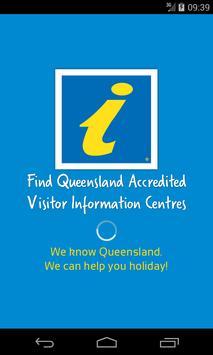 Info Centre Finder poster